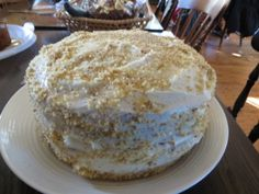 "CCC Widley & Portsdown - ""The One where we all got fruity!"" Hummingbird Cake"