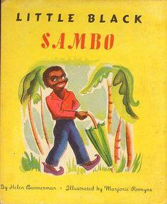 the original little black sambo - Google Search