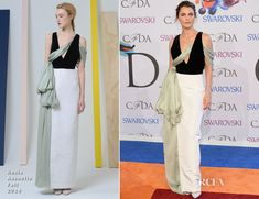 Keri Russell In Rosie Assoulin – 2014 CFDA Fashion Awards