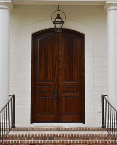 No matter what style entry door you're looking for, we can fulfill your vision. Exterior Doors, Entry Doors, Front Door Porch, French Exterior, Tall Cabinet Storage, Furniture, Range, Home Decor, Style