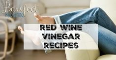 Red Wine Vinegar Recipes, Best Red Wine, Meal Planning, Budgeting, Meals, How To Plan, Food, Meal, Yemek