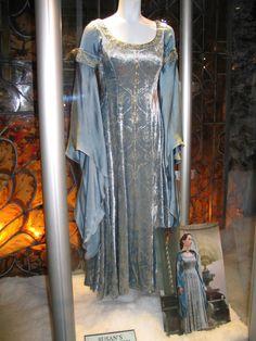 Susan's Coronation Gown