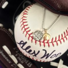 We're ready for the 86th #MLB All-Star Game tonight with our Mini #ASG and baseball! So, which #MVP will you be rooting for? :) xoxo #alexwoo #baseball #wooplayball