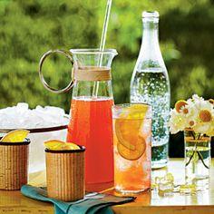 Sweet Tea Spritzer | MyRecipes.com