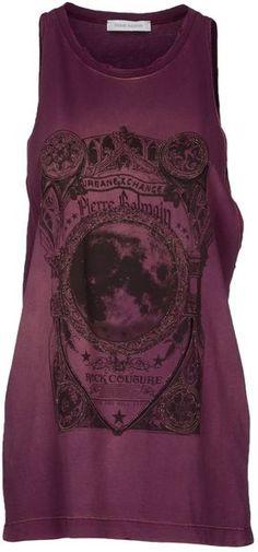 Pierre Balmain Purple Top