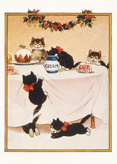 """Cats' Christmas"""