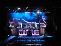 Born This Way Ball Stage.