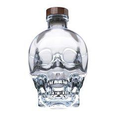 Vodka CRYSTAL HEAD 750ml - Varanda Delivery   Vinhos   Importados   Mercearia   Alta Gastronomia