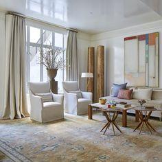 Interior design by S