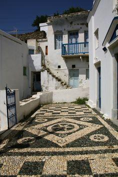 Old House Potamia Tinos Island