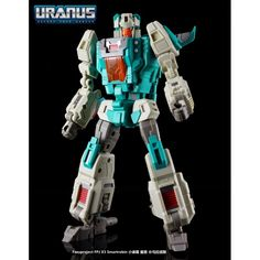 Fansproject Function-X3 Code Headmaster Smart Robin #transformer