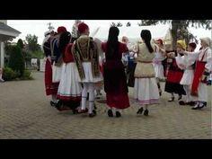 Pawtucket's Greek Pride Dance Troupe Preforms at St. Anargyroi's Greek Festival in Marlborough, MA Sept 2012