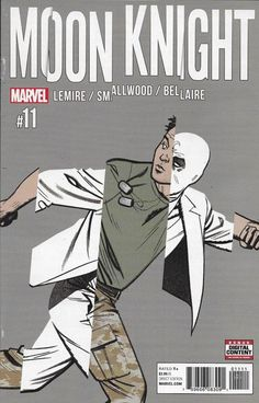 drawing marvel comics Moon Knight Comic Issue 11 Modern Age First Print 2017 Lemire Smallwood Bellaire - Love Drawings, Cartoon Drawings, Character Drawing, Comic Character, Moon Knight Comics, Comic Book Artists, Comic Books, Learn To Draw, Learn Drawing