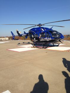 Along with working in cardiovascular surgwry theis is my other Dream job, to work on a Life Flight Helicopter