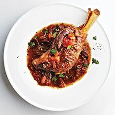 6 Ways to Use Marinara Sauce | Braised Lamb Shanks | CookingLight.com