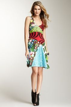 Desigual is my favorite designer--the colors and patterns can't be matched anywhere else!