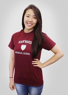 Official Harvard Medical School T-Shirt