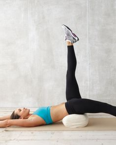 Crunches are not enough: These six moves target your deep abdominal muscles -- to keep your whole system looking and feeling beautifully balanced