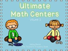 This packet contains 32 hands on and engaging centers for guided math! Please note, this is a GROWING BUNDLE and will be updated to include over 50 centers!*6 addition centers (up to 10, 25, 30 & Missing Addends)*2 Double Digit Addition Centers (Without regrouping and With Regrouping)*4 Subtraction Centers*2 Counting Centers~ Students count the objects on each task card*8 Find and Graph Centers*2 Place Value Centers (1s,10s, and 100s)*1 Estimation Centers~ Students estimate the number of ...