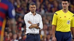 """FC Barcelona - Athletic Club (Spanish Super Cup) Luis Enrique : """"We want to keep bringing joy to the fans and we want to carry on being a team that sets standards around the world."""" [Luis Enrique gallant in defeat and optimistic for the future] 