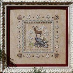 Filigram - Cross Stitch Patterns & Kits - 123Stitch.com