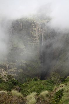 Simien Mountains National Park, Ethiopia- Ethiopia is so unbelievably breathtaking... really it is