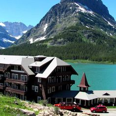 Where Should I Stay in Glacier National Park?