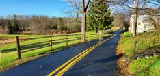 Split-Rail Wood fence installed November 2020 Fence Styles, Different Styles, November, Country Roads, Wood, November Born, Woodwind Instrument, Timber Wood, Wood Planks