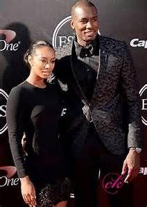 Serge Ibaka and His Girlfriend - Bing images