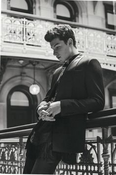 Shawn Mendes In L'uomo Vogue