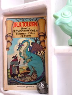 Smith of Wooten Major & Farmer Giles of Ham by J.R.R. Tolkien, Short Story Paperback -Author of The Hobbit