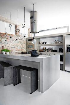 Monica Rusconi   foto : Morten Holtum via (my) unfinished home