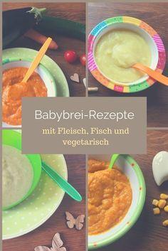 Leckere Rezepte für herzhaften Babybrei zum Mittag. Ob Babybrei mit Fisch, Fleisch oder vegetarisch und mit Nudeln, Reis, Kartoffeln oder Getreideflocken - bei uns findet ihr eine große Rezeptsammlung zum Babybrei selber kochen. Dabei zeige ich euch Schritt für Schritt worauf ihr achten müsst: http://www.breirezept.de/breirezepte_mittagsbrei.php
