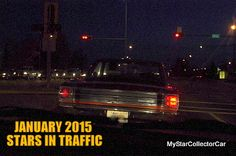 January 2015 Stars in Traffic...these 25 old rides will warm up a cold winter: http://www.mystarcollectorcar.com/3-the-stars/stars-in-traffic/2540-january-2015-mscc-stars-in-traffic-days-of-auld-lang-syne.html