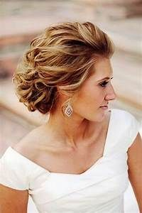 Hairstyles mother of the bride