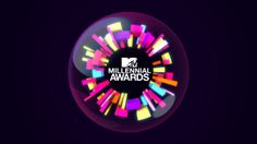 MTV MILLENNIAL AWARDS 2013. MTV MILLENNIAL AWARDS GFX MONTAGE  Developing a concept based on sugar rush we create an audiovisual and reactiv...