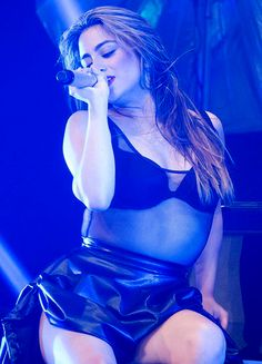Ally Brooke Reflection Tour