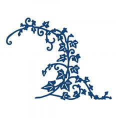Tattered Lace Dies - Ivy