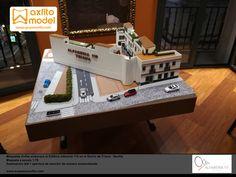 Maquetas de arquitectura maquetas edificación inmobiliaria, marketing, grupo axfito, taller de maquetas en sevilla, taller de maquetas en granada, maquetas interactivas, automatizadas