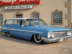 '61 Chevy Parkwood