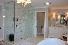 Master Bathroom - traditional - bathroom - baltimore - Elizabeth Reich