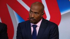 """""""I am not going to be talked over tonight,"""" says Van Jones as he clashes with a Trump supporter over fear of internment camps."""