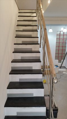 Scara Matei Stairs, Home Decor, Stairway, Decoration Home, Room Decor, Staircases, Home Interior Design, Ladders, Home Decoration