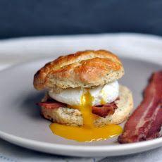 Sage Biscuit Egg Sandwich Recipe