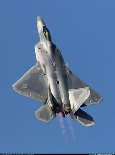 Lockheed Martin F-22A Raptor - USA - Air Force | Aviation Photo #4602255 | Airliners.net
