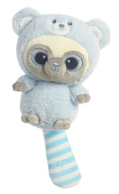 Add character to a little one's playroom with this soft plush toy that's designed to look like an endangered animal to help raise awareness about their plight, and provide a youngster with a cuddly companion. Baby Your Baby, Plushies, Your Child, Little Ones, Playroom, Smurfs, Car Seats, Infant, Teddy Bear