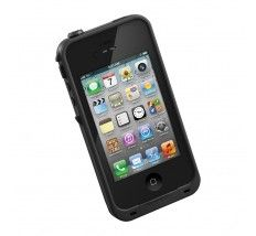 LifeProof Case for iPhone - Retail Packaging - Black - - Take your iPhone along, wherever life may take you. The LifeProof iPhone case delivers the highest level of waterproof, sh Iphone 4 Cases, Iphone 4s, Apple Iphone, Tablet Cases, Iphone Parts, 4s Cases, Iphone Mobile, Phone Covers, Waterproof Iphone Case