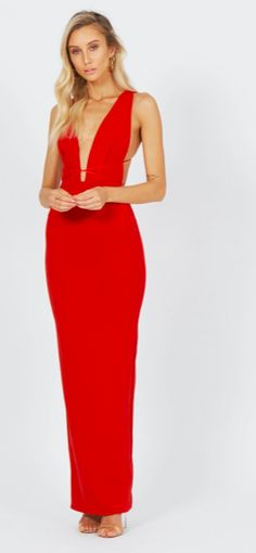 MILA GOWN - FLAME Fashion Tape, Stretch Fabric, Slim, Gowns, Formal Dresses, Skirts, Collection, Style, Vestidos