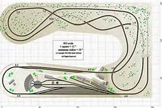 Free Ho Layout Plans - Bing Images