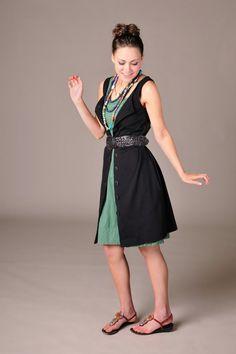 1 Dress, 100 Days {Day 43}  misselainious.com | warmblankets.org